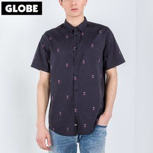 Globe - 'Wasteland' Short Sleeve Button Up Shirt